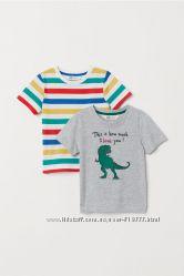 Поло и футболки H&M на мальчика