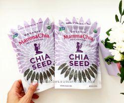 Натуральне чорне насіння Чіа