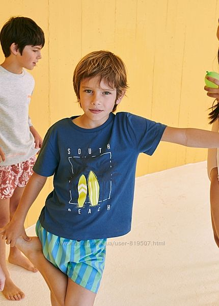 футболка Mango на хлопчика