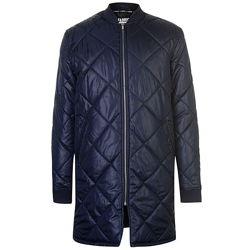 Фирменное стёганое пальто от FABRIC Англия