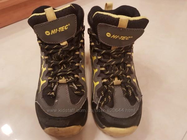 Демисезонные ботинки Hi-tec. Размер 29