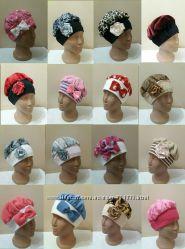 Береты шапки детские недорого