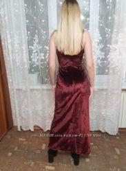 Платье вечернее, шикарное, праздничное, выпускное. Размер S, М.