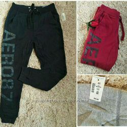 Мужские спортивные штаны-джоггеры американской фирмы Aeropostale