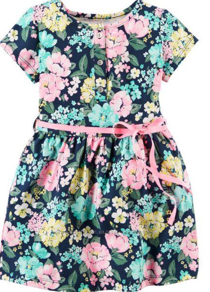 Платье carters 4T