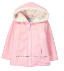 Теплая куртка из искуственной замши Gymboree 4T