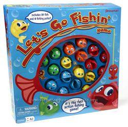 Настольная игра рыбалка