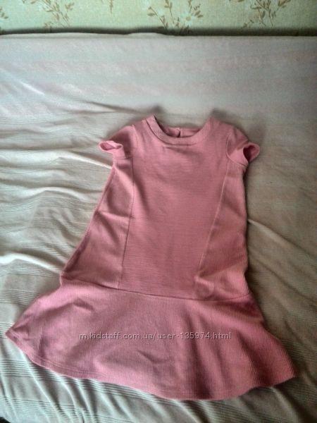 Платье для девочки 9-10 лет. В отличном состоянии. Фирма Mothercare.
