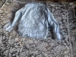 Рубашка для мальчика с длинным рукавом 5-6 лет фирма H&M