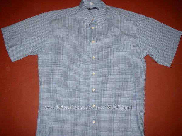 Рубашки с коротким рукавом, р M, L