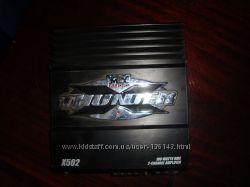Усилитель MTX THUNDER X-502