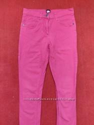 Штанишки- джинсы на девочку 10 лет