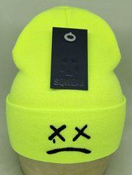 Яркие шапочки для деток