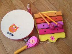 Музыкальные инструменты Boikido