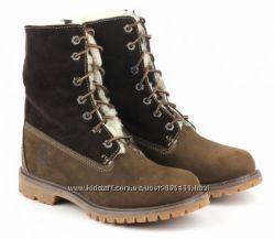 Супер низкая цена. Новые, зимние ботинки TIMBERLAND, оригинал - 37р