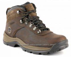 Новые кожаные термо ботинки TIMBERLAND, Оригинал - 45р - 29 см стелька