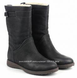 Новые кожаные зимние ботинки ECCO NORTHWAY, оригинал - 36р, 41р