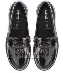 Geox j agata a, Оригинал. Кожаные, стильные туфли - 38р, 40р