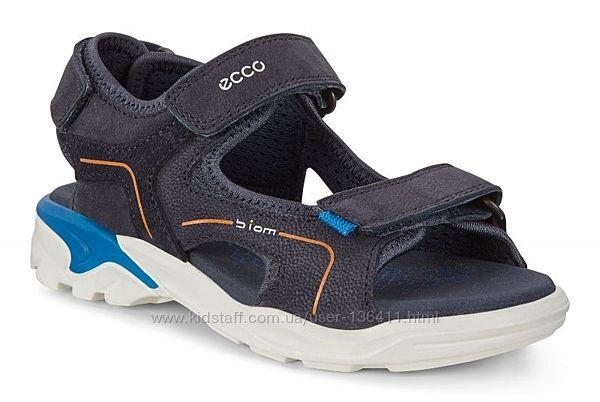 Распродажа. ECCO biom raft. Оригинал. Кожаные сандалии - 29-40рр