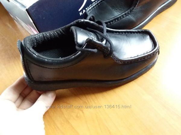 Туфли для школы Kangol 31 и 32 р-ры в идеале