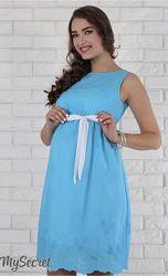 Легкое, летнее платье, сарафан для беременных