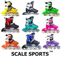 Роликовые коньки Scale Sports. Супер качество. 10 расцветок. Размер 29-41