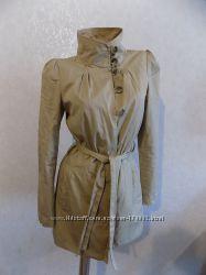 Куртка ветровка плащ с поясом фирменная Vero Moda размер 42-44