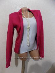 Пиджак малиновый фирменный Groggy размер 44-46