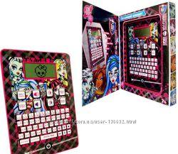 Детский обучающий англо-русский планшет Monster HighМонстр Хай