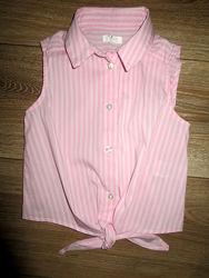 Фирменная рубашечка NEXT на красотку