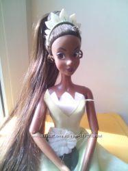 Куклы Дисней - Тиана 43см, Шарлотта и Мерида - 30 см