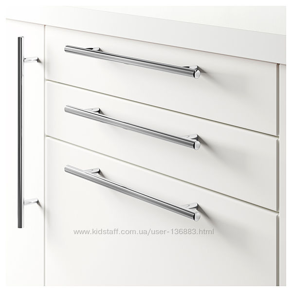 Дверные ручки Ikea Lanca 245 mm и 345 мм