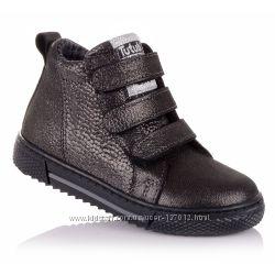 Демисезонные ботинки для девочек 21-25 р-р 11.3.315