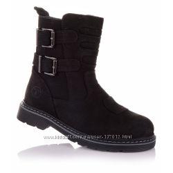 Демисезонные ботинки для мальчиков 37-40 р-р 11.3.290