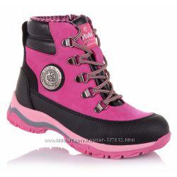 Демисезонные ботинки для девочек 31-36 р-р 11.3.286
