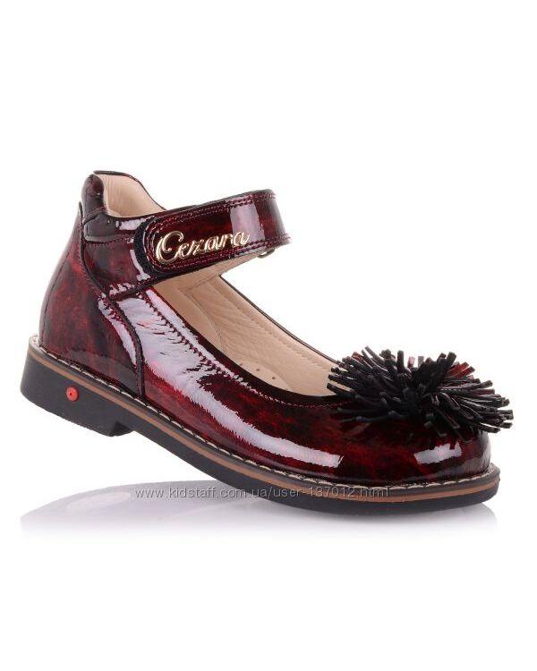 Туфли для девочек 31-36 р-р 14.5.92