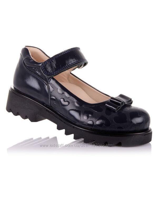 Туфли для девочек 31-36 р-р 14.5.84