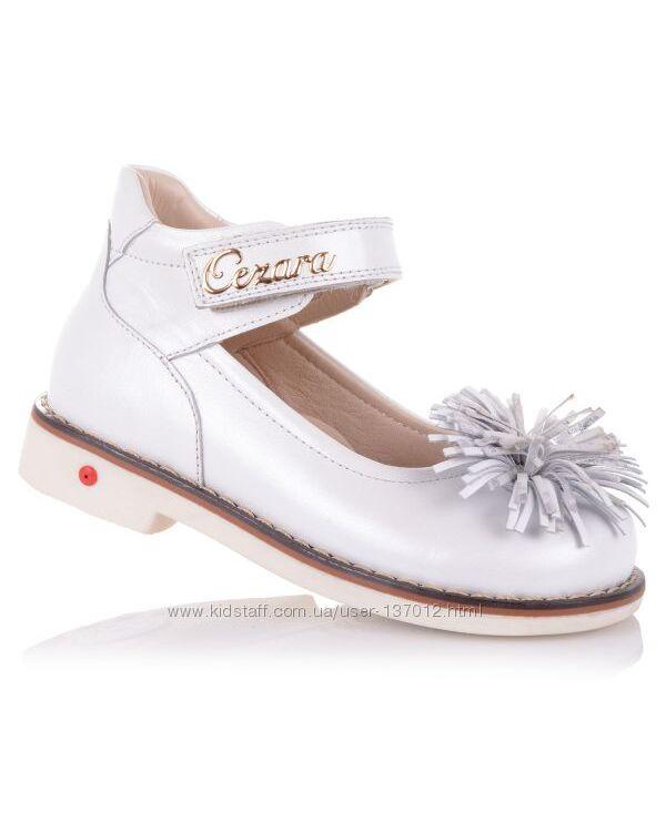 Туфли для девочек 21-25 р-р 14.5.76