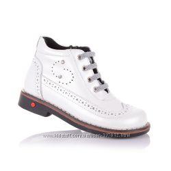 Демисезонные ботинки для девочек 21-25 р-р 14.3.137