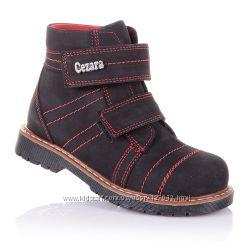 Демисезонные ботинки для мальчиков 26-30 р-р 14.3.103