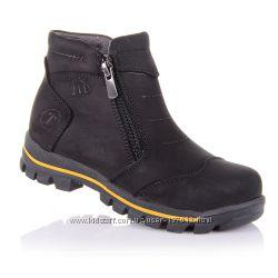 Демисезонные ботинки для мальчиков 26-30 р-р 11.3.209