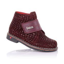 Демисезонные ботинки для девочек 21-25 р-р 14.3.98