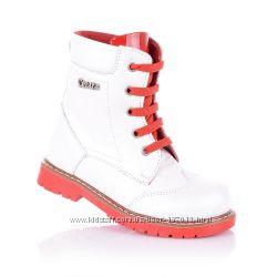 Демисезонные ботинки для девочек 21-25 р-р 14.3.94