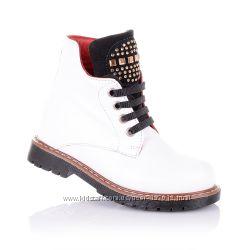 Демисезонные ботинки для девочек 26-30 р-р 14.3.92