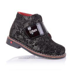 Демисезонные ботинки для девочек 21-25 р-р 14.3.88