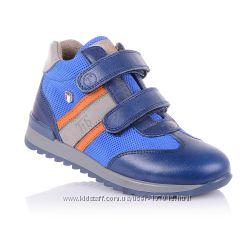 Демисезонные ботинки для мальчиков 21-25 р-р 11.3.196