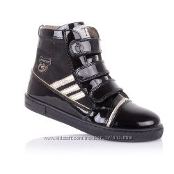 Демисезонные ботинки для девочек 26-30 р-р 11.3.194