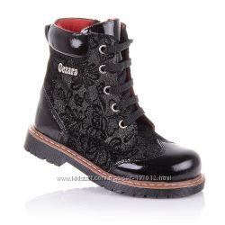 Демисезонные ботинки для девочек 21-25 р-р 14.3.81