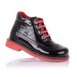 Демисезонные ботинки для девочек 21-25 р-р 14.3.79
