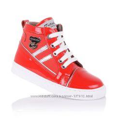 Демисезонные ботинки для девочек 21-25 р-р 11.3.188